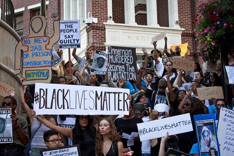#BlackLivesMatter. Strijd tegen racisme en ongelijkheid in de VS gaat door