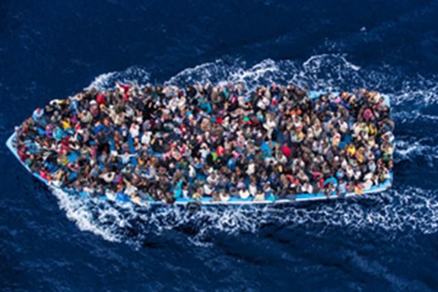 De Middellandse Zee, massagraf van het kapitalisme