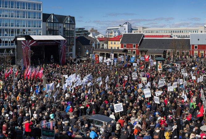 Stakingsgolf in IJsland leidt tot resultaat: 30% loonsverhoging op drie jaar