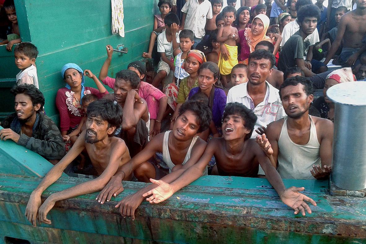 Vervolging van Rohingya in Birma: verzet is nodig!