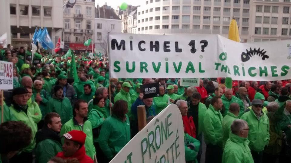 Na verlies in lokale verkiezingen zakt Michel 1 weg in doodsstrijd