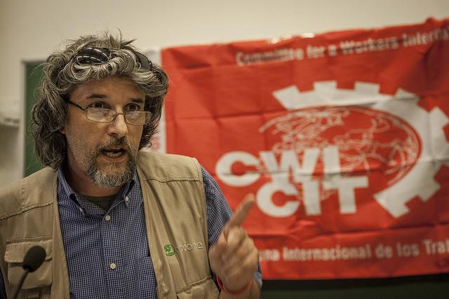 """Asiel. Marco Veruggio: """"Holle woorden van politici staan in contrast met solidariteit van bevolking"""""""