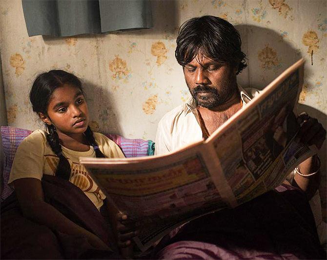 Dheepan: schokkende film over Tamil vluchtelingen