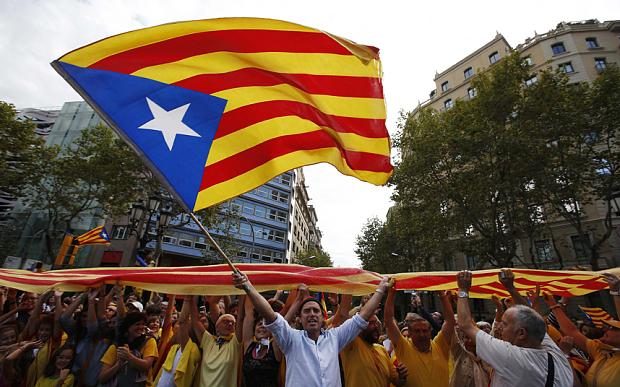 Catalonië: sociale rechtvaardigheid en recht op zelfbeschikking onlosmakelijk met elkaar verbonden