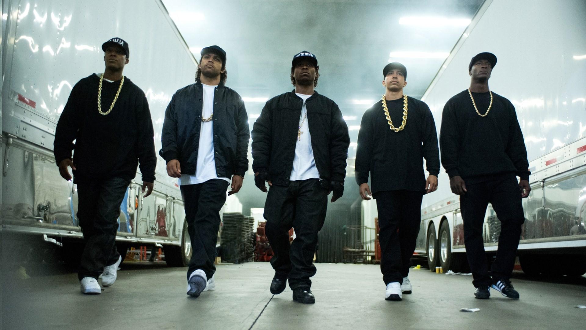 """""""Straight Outta Compton"""" – film over legendarische hip-hopgroep N.W.A."""