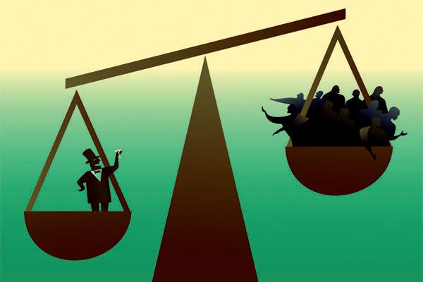 Nooit geziene ongelijkheid: 1% rijksten goed voor helft van alle rijkdom