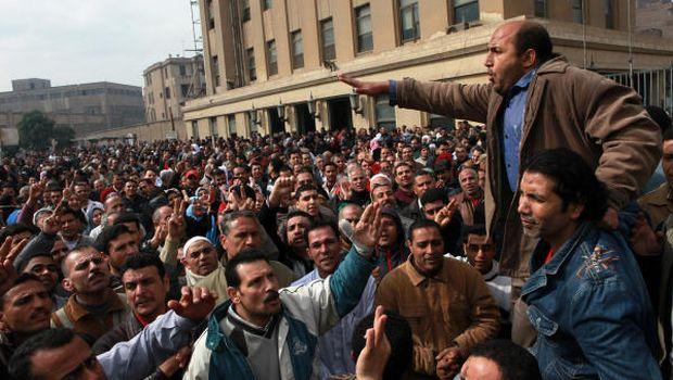 Egypte: opnieuw duizenden textielarbeiders in actie voor hun levensstandaard