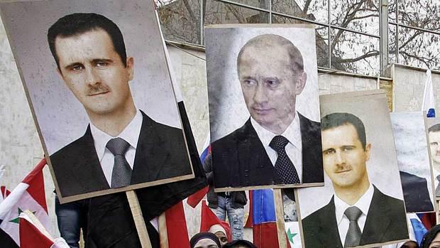 Rusland betreedt het Syrische moeras