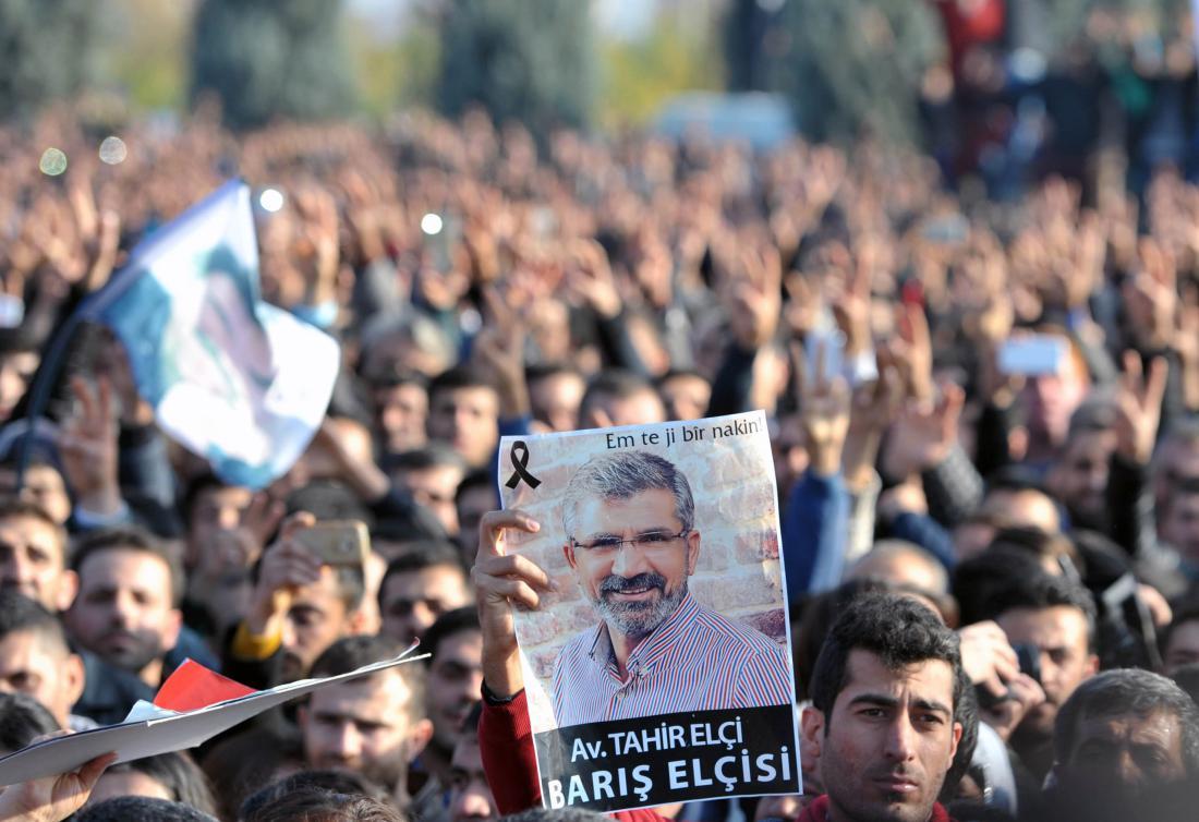 Moord op Tahir Elci, persbericht Koerdistan Nationaal Congres