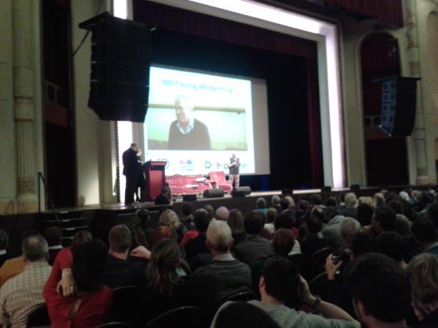 Robert Fisk in Antwerpen over de rampzalige situatie in het Midden-Oosten (en Europa)