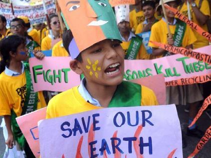 785.000 op betogingen doorheen de wereld, grootste klimaatactiedag ooit