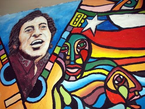 Het revolutionaire leven van Victor Jara, zijn poëzie en zijn politieke standpunten