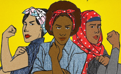 Keulen: tegen seksistisch geweld en racisme