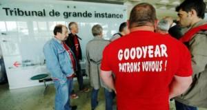 Franse syndicalisten veroordeeld tot gevangenisstraf wegens sociale strijd