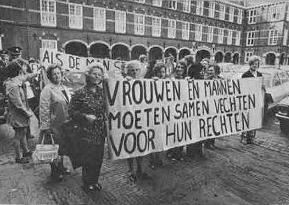 [Archieftekst] Postfeminisme is niet langer een algemene consensus