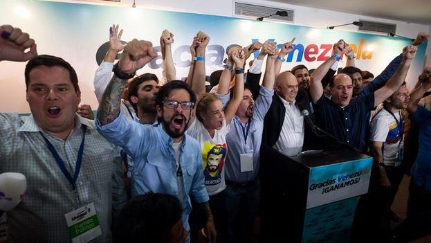 Rechterzijde wint in Venezuela: eerste verkiezingsnederlaag voor Chavistas sinds 1998