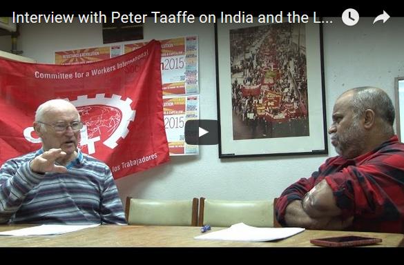 Religieus fundamentalisme en de strijd ertegen. Video met Peter Taaffe