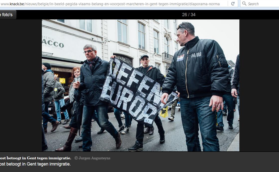Pegida samengevat: van neonazi's tot Dewinter. Doe mee met het protest!