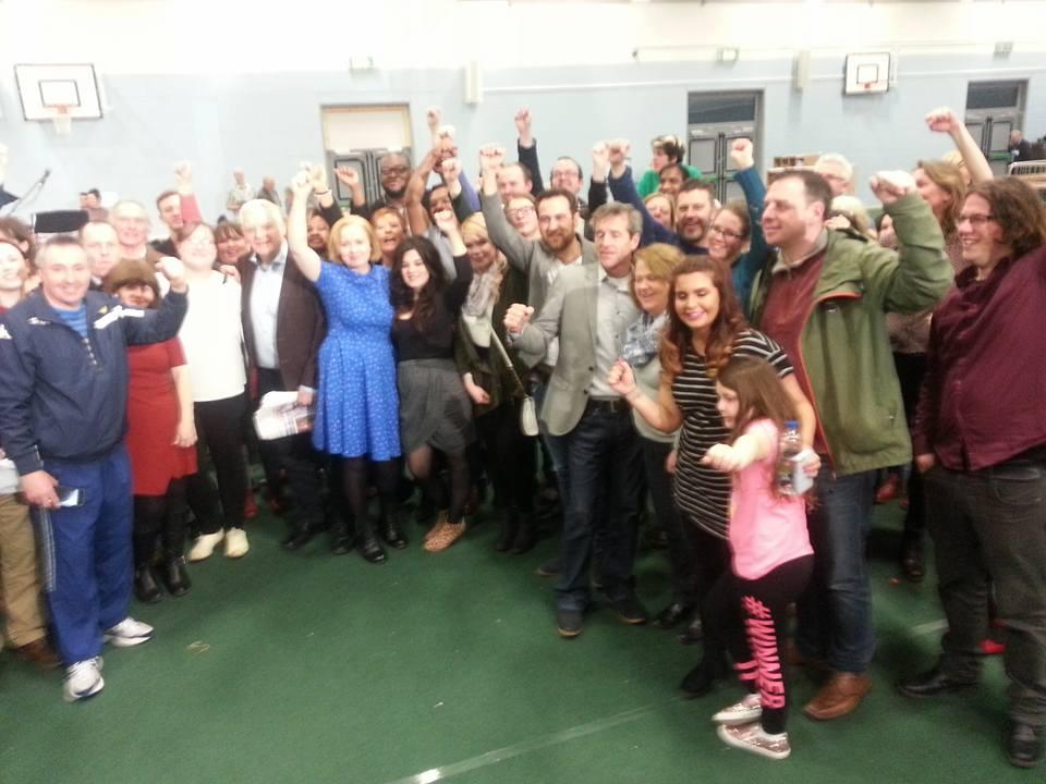 Ierland: uitstekend resultaat voor radicale linkerzijde