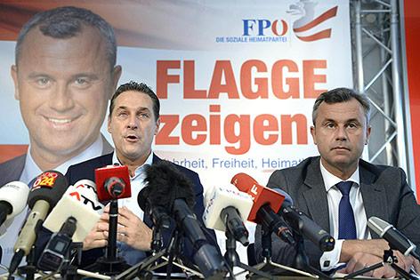 Oostenrijk: verzet tegen extreemrechtse dreiging nodig!