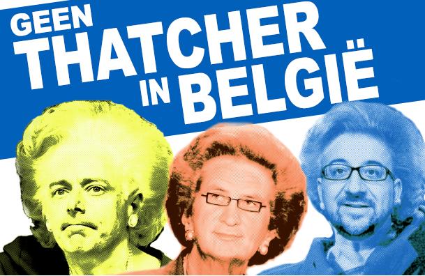 Enkel strijd zal deze Thatcheriaanse regering stoppen