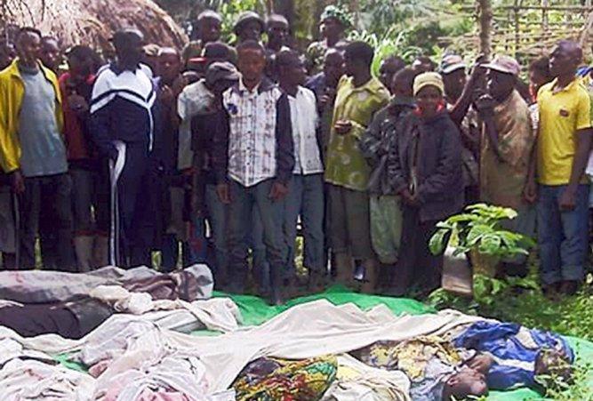 Protestdag in Congo op 26 mei. Nieuw bloedbad in mineraalrijke regio