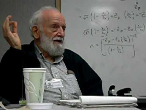 De politieke wetenschapper: Richard Levins (1930-2016)