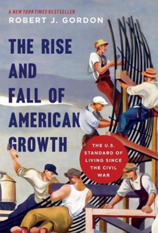 Opkomst en val van de Amerikaanse groei. Kapitalisme: een falend systeem