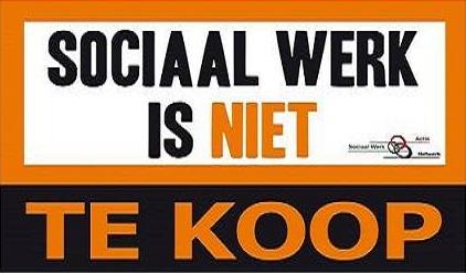 Interview. Verzet tegen de vermarkting van het sociaal werk opbouwen!