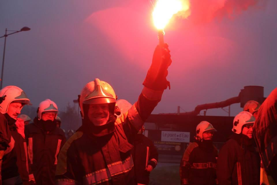 """Brusselse brandweerman: """"Veel collega's zijn bereid om extra te werken"""""""