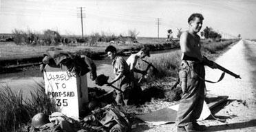 60 jaar geleden: de Suez-crisis van 1956