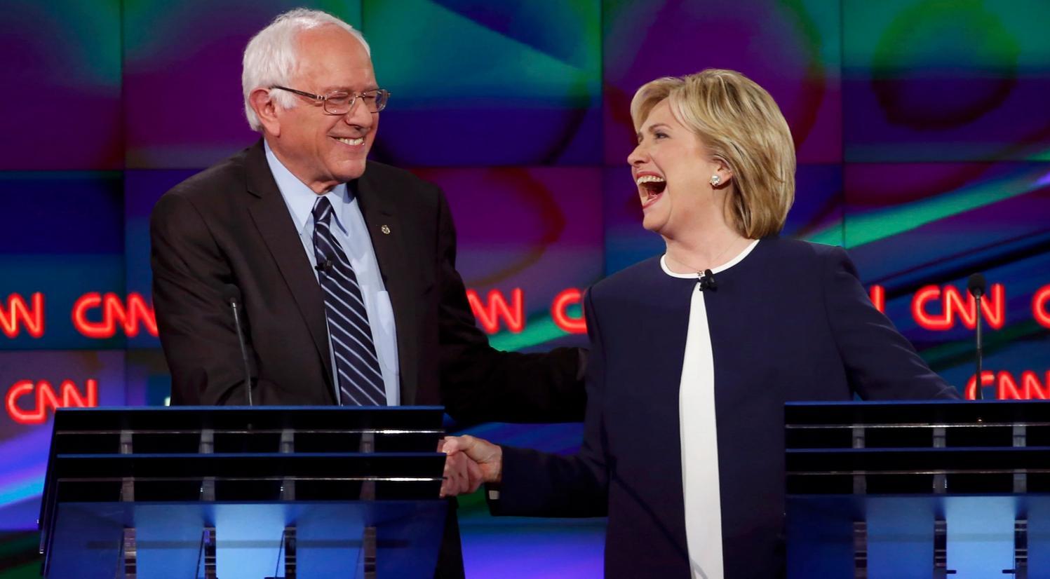 Sanders capituleert voor Clinton. Strijd voor verandering verderzetten met Jill Stein