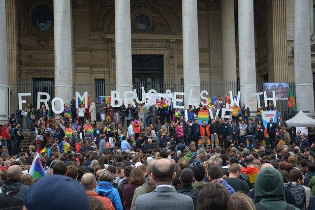 Na Orlando de strijd tegen LGBTQ-fobie opvoeren