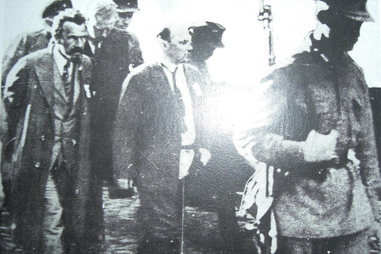 [Archieftekst] 1936: start van de stalinistische 'grote zuivering'