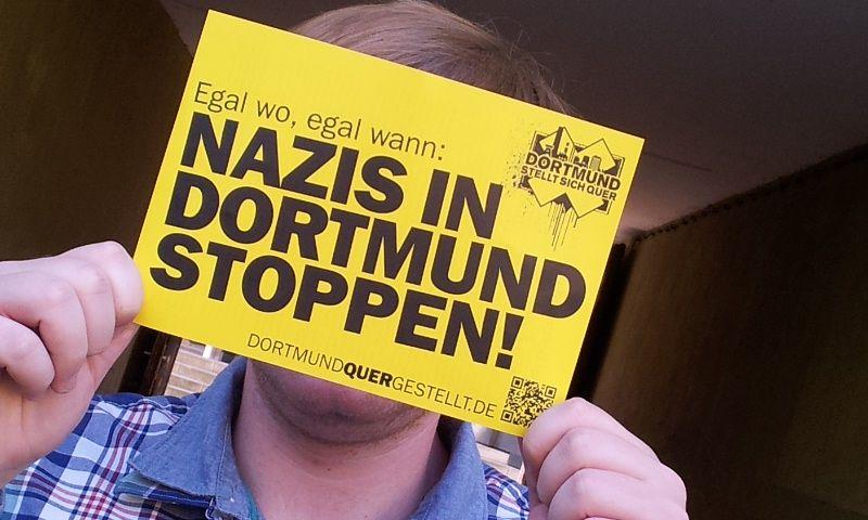 Aanslag op antifascisten in Dortmund. Doe mee met de betoging eind september!