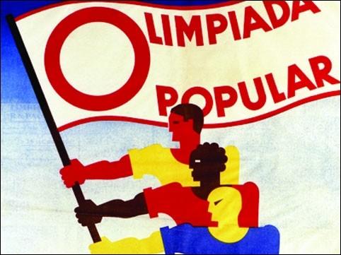 80 jaar geleden: Olympische Volksspelen van Barcelona