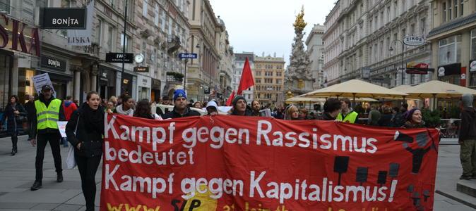 Zomerschool. Strijden tegen racisme en extreemrechts!