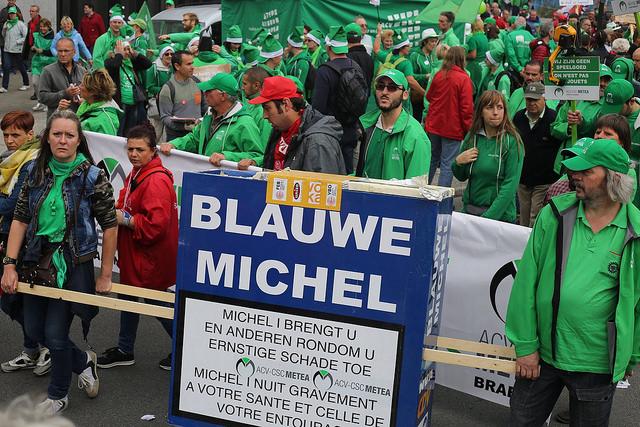 Het leugenpaleis van Michel 1