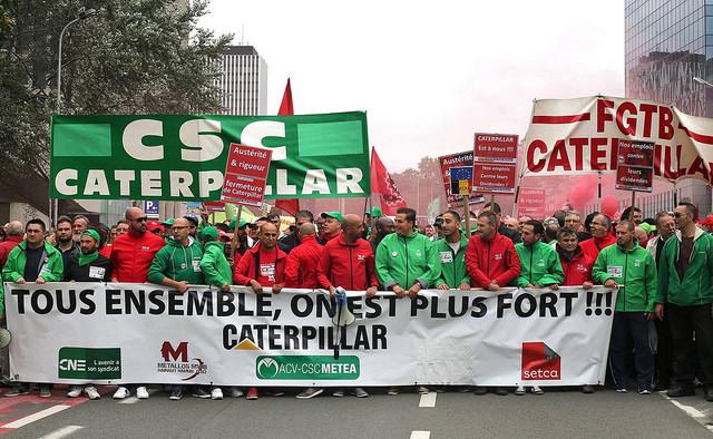 Caterpillar: Waarom en hoe nationaliseren?