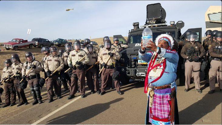 """Kshama Sawant: """"Stop de politieke repressie tegen de activisten van Standing Rock"""""""
