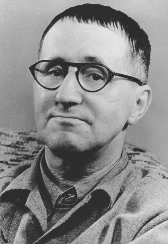 Revolutionair drama – 60 jaar na de dood van Bertolt Brecht