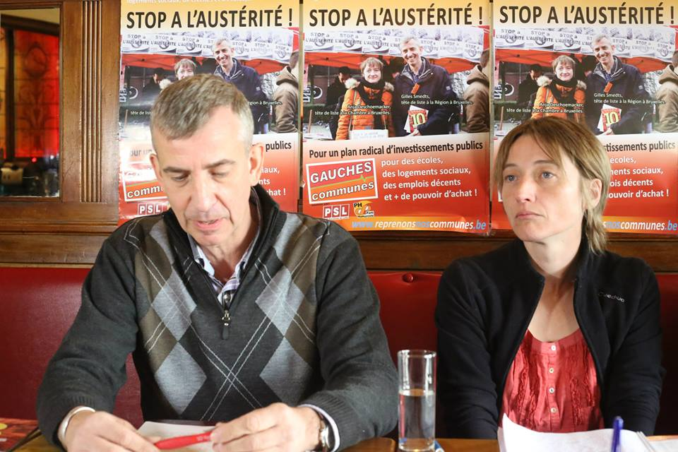 Absurde belasting van 2.640 euro wegens 12 affiches