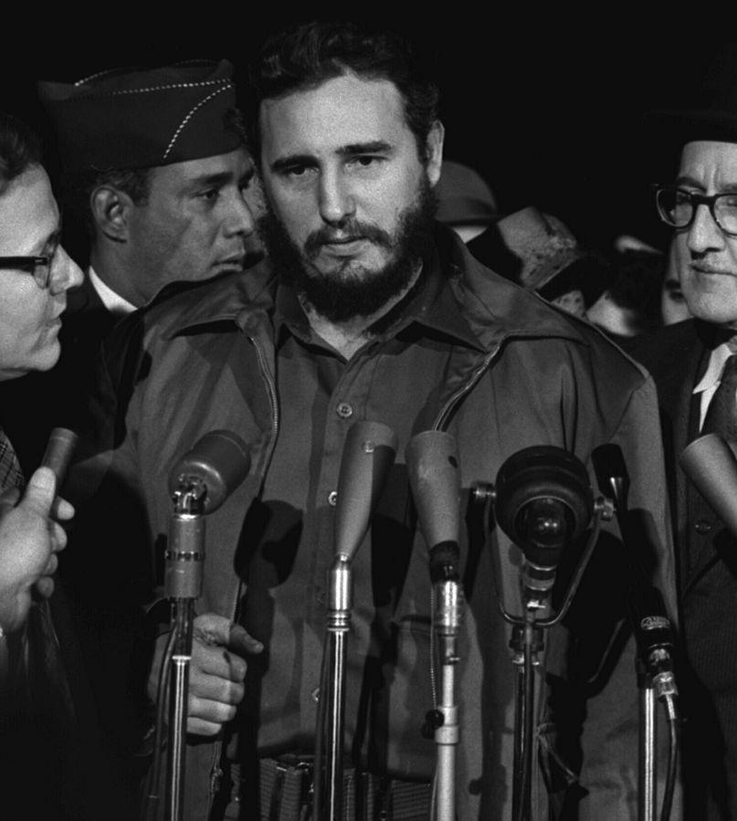 Fidel Castro overleden – een terugblik op zijn leven