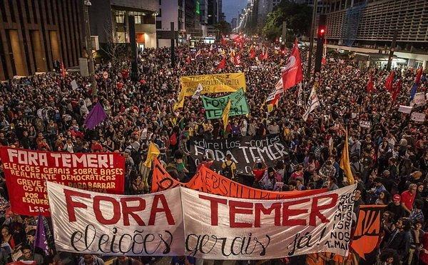 Latijns-Amerika. Falen van linkse regeringen, geen steun voor rechts beleid