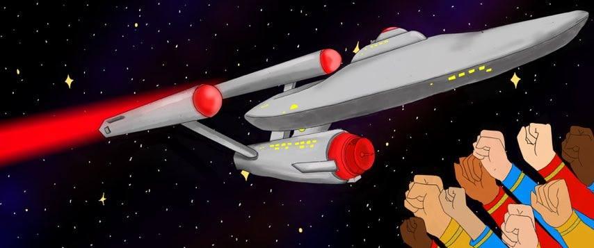 Intergalactisch socialisme. 50 jaar Star Trek