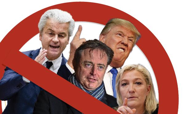 16 maart: Mars tegen Racisme in Antwerpen