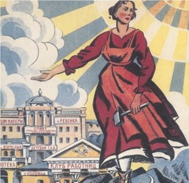 Russische Revolutie van 1917 leidde tot meest progressieve verworvenheden voor vrouwen