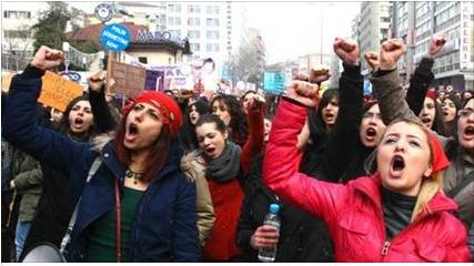 Pleidooi voor socialistisch feminisme