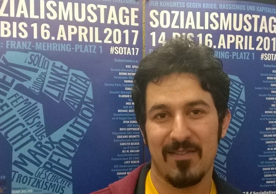 """Iraaks Koerdistan. """"25 jaar kapitalistische autonomie tonen dat Koerdische bevolking socialisme nodig heeft"""""""