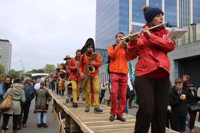 Grote Parade: het ongenoegen is niet verdwenen